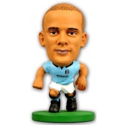 Vincent Kompany Man City Home Figurine